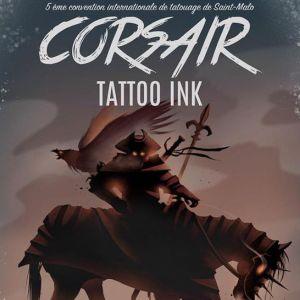 Corsair Tattoo Ink 2020