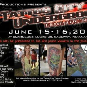 2013 Tattoo City Underground