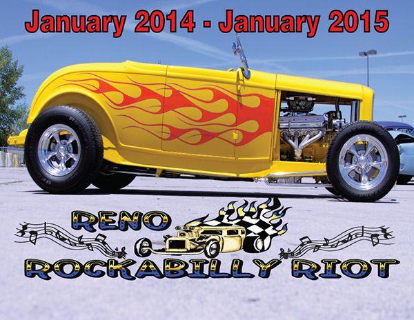 Reno Rockabilly Riot 2014