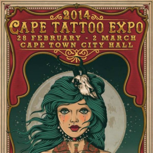 2014 Annual Cape Town Tattoo Expo