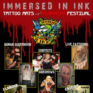 2014 Immersed In Ink Tour - Tinley Park