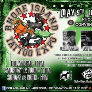 2014 Rhode Island Tattoo Expo