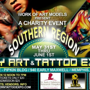 2014 Southern Region Tattoo and Body Art Expo
