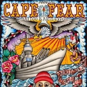 2015 Cape Fear Tattoo & Arts Expo