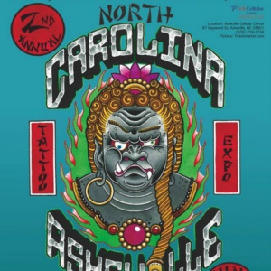 2015 Asheville Tattoo & Piercing Expo