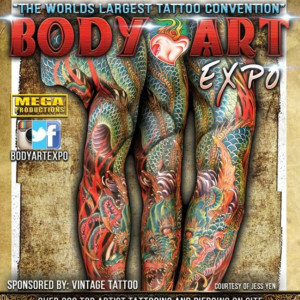 2015 Body Art Expo Chicago Show