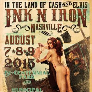 2015 Ink N Iron Nashville Tattoo Convention