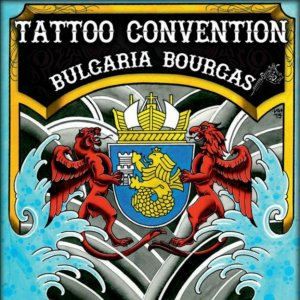 Bourgas Tattoo Convention 2015