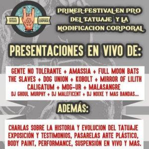 2015 Pro Tatuaje & Mods MX Festival