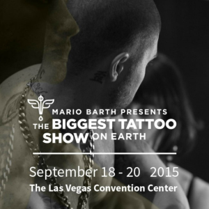 2015 The Biggest Tattoo Show On Earth