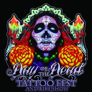 2015 Day Of The Dead Tattoo Fest And Bike Show