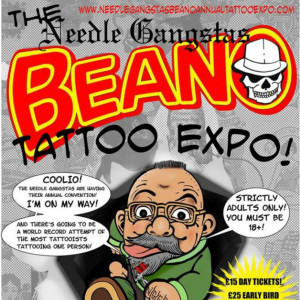 2016 Needle Gangstas Tattoo Expo