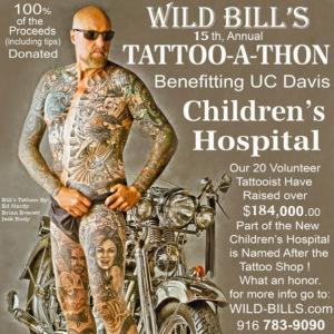 2016 Tattoo A-Thon