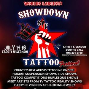 2016 Cadott Tatoo Showdown