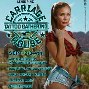 2016 Carriage House Tattoo Gathering