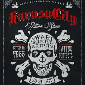 2018 Lake Havasu Tattoo Show