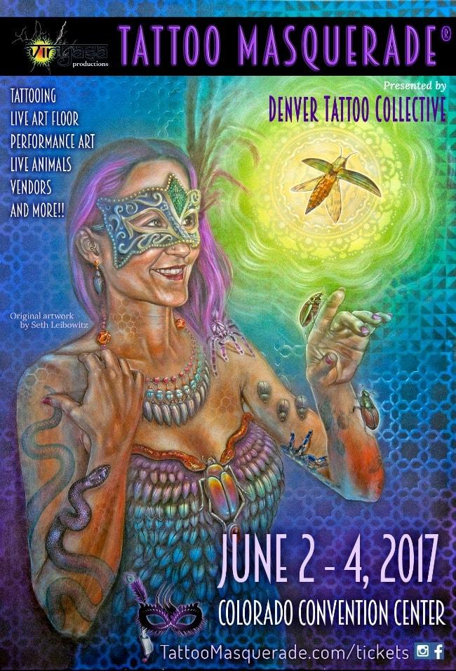 Tattoo Masquerade 2 June 2017