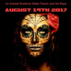 2017 Southern Idaho Tattoo and Art Expo