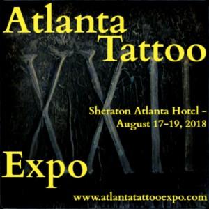 Atlanta Tattoo Expo 2018