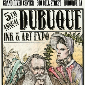 2017 Dubuque Ink and Art Expo