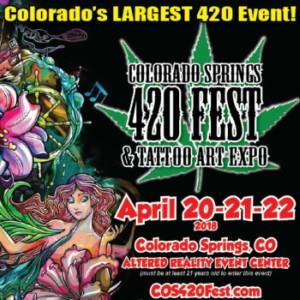 Colorado springs tattoo fest 2018