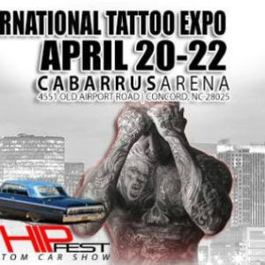2018 InkFest Live Tattoo Expo Charlotte