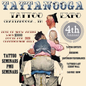 2019 Tattanooga Tattoo Expo