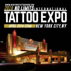 NoLimits tattoo expo 2018