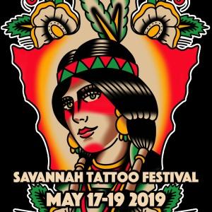 Savannah Tattoo 2019