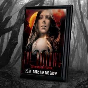 2018 4th Devil's Hollow Tattoo and Art Festival