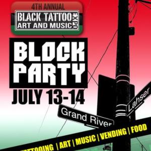 2019 Detroit Black Tattoo Art and Music Expo