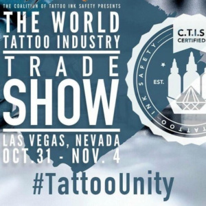 2018 The World Tattoo Industry Trade Show