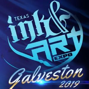 2019 Texas Ink and Art Expo Galveston