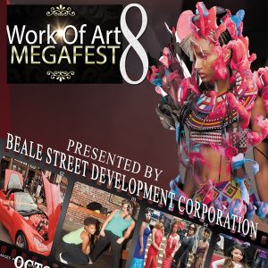Work of Art Megafest 8