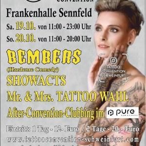 Schweinfurter Tattoo Art