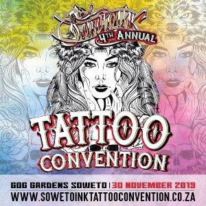 Soweto Ink Tattoo Convention 2019