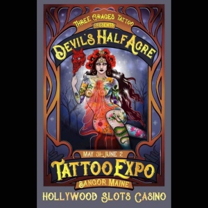Devils Half Acre tattoo Expo