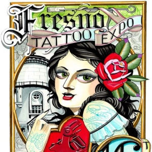 16th Fresno Tattoo Expo