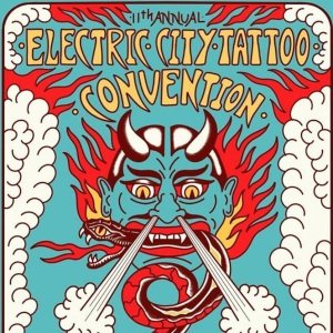 Electric City Tattoo Convention 2020 Featured