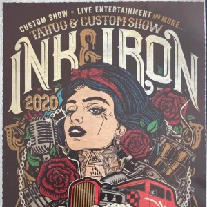 Ink & Iron Tattoo Convention 2020 Feature