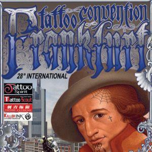 Tattoo Convention Frankfurt 2020