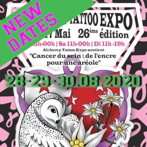 26th Alchemy Tattoo Expo 2020 Featured