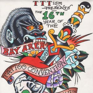 Bay Area Tattoo Convention