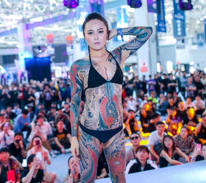 Langfang Tattoo Convention 2019 18 May 2019