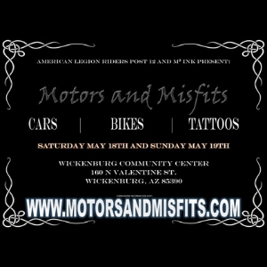 Motor and Misfits 2019