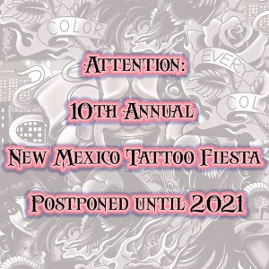 New Mexico Tattoo Convention