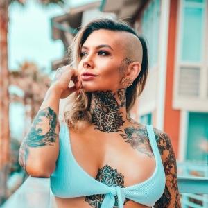 Reese Hilburn Tattoo Artist California