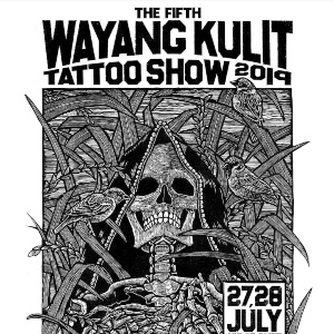 the wayang kulit tattoo show 2019