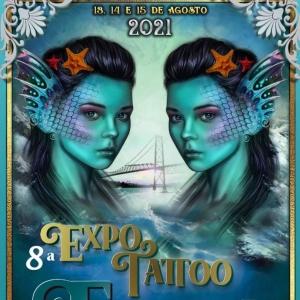 8ª Expo Tattoo Floripa 2021 min