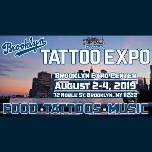 Brooklyn Tattoo Expo 2019